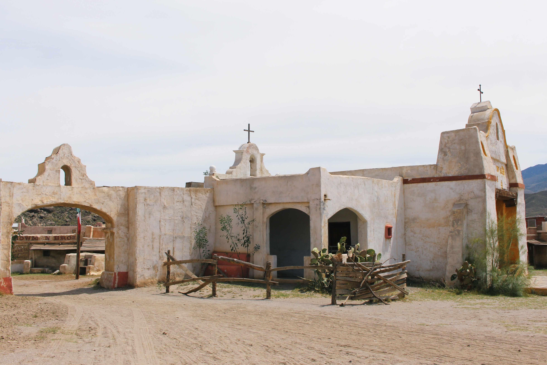 The Spanish Wild West: Theme Parks in Almeria #spain #themepark #almeria #andalusia #wildwest #travel #europe #western #movie #set