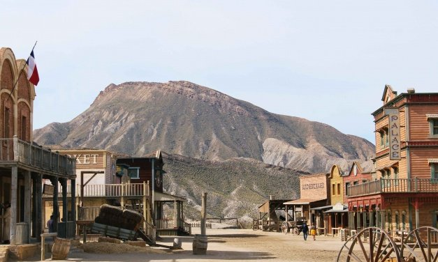 Wild West Town experience in Spain: Theme Parks in Almeria