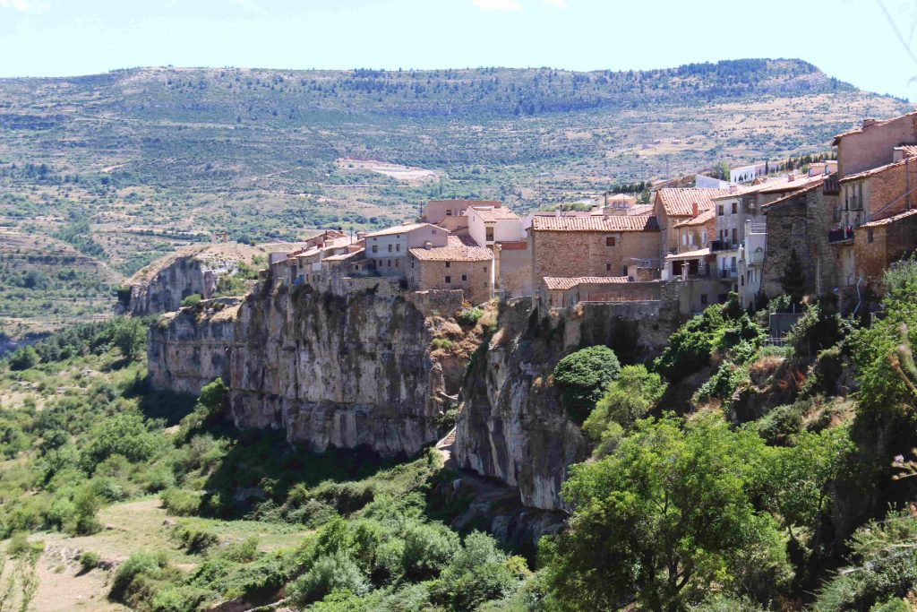 Cantavieja, a medieval village off the beaten track in the Spanish province of Teruel