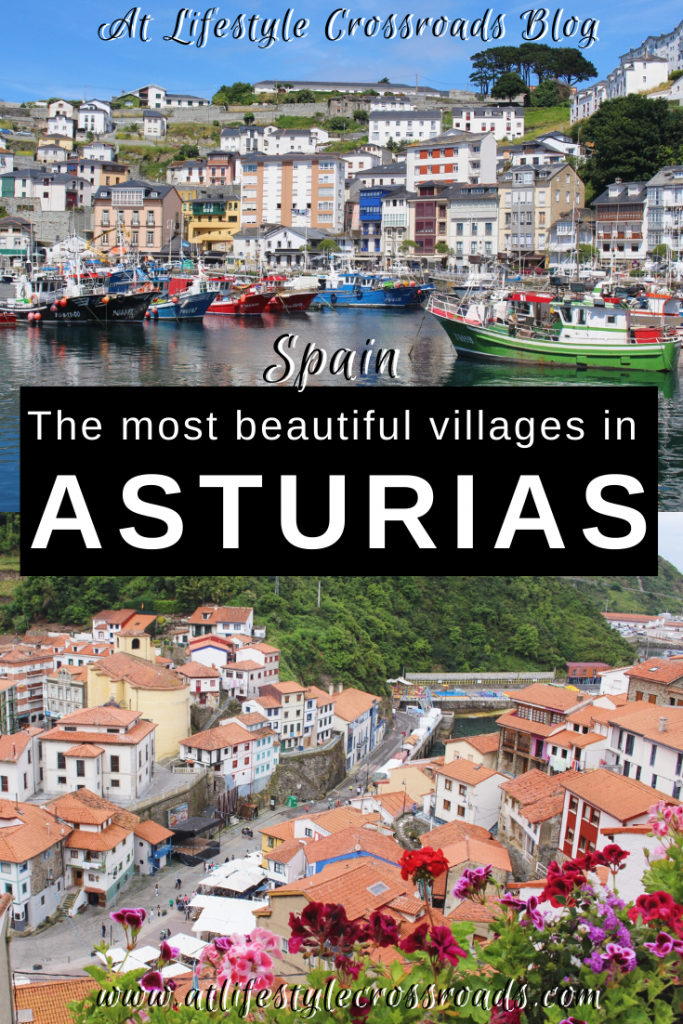 The most beautiful and colorful villages in Asturias, Spain