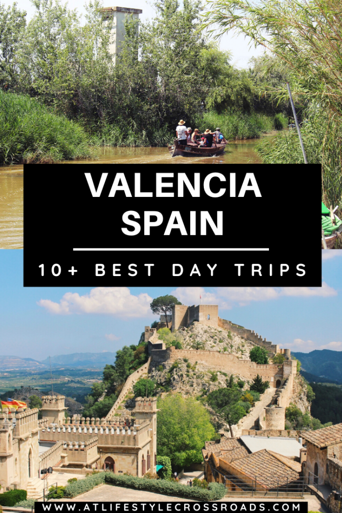 Pin for The Best Day Trips From Valencia, Spain