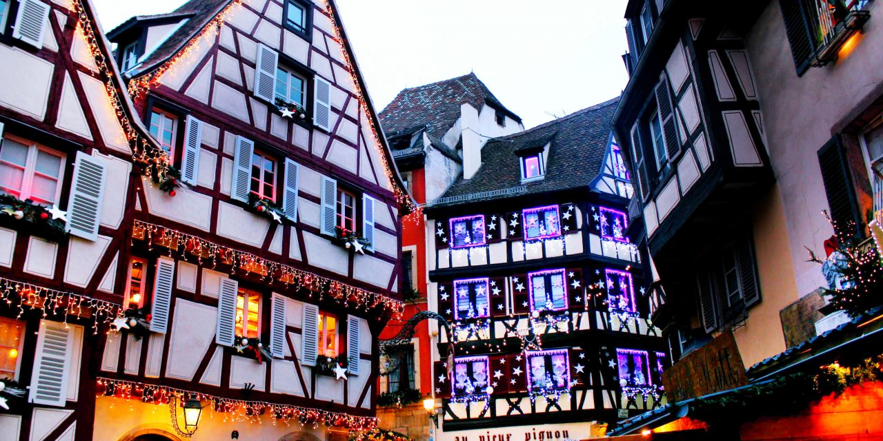 The Magic of Christmas in Colmar, France