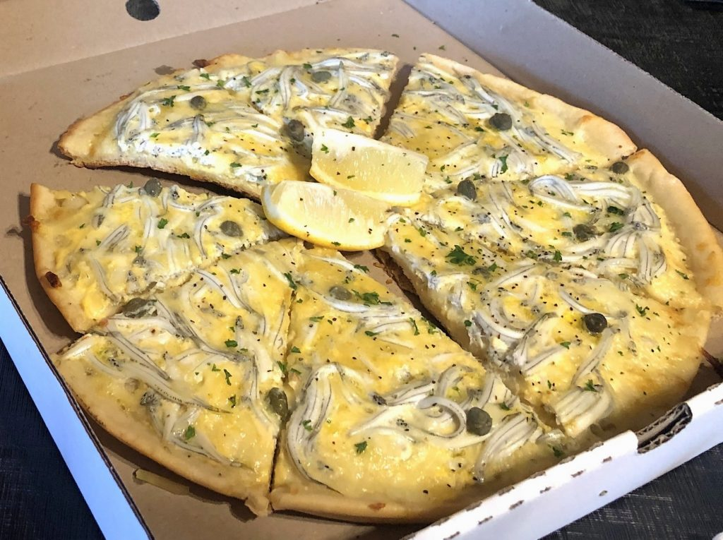 Fat Pipi Pizza in New Zealand