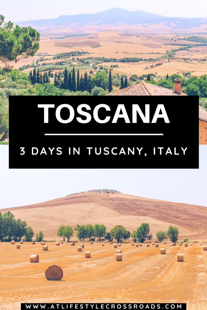 #Toscana is for sure one of the most #beautiful regions in #Italy. Just think of those #romantic panoramas with endless fields and hilltop hamlets, #charming little towns with cobbled streets and the most exquisite flavors of the local food&wines. How not to fall in love? - Till recently, #Tuscany was one of a few areas in Italy I haven´t managed to visit yet and one of the places I was eager to experience the most. So, despite the hot summer weather and only 3 days-off to explore, we took a flight to Italy without second thoughts... And who wouldn´t?