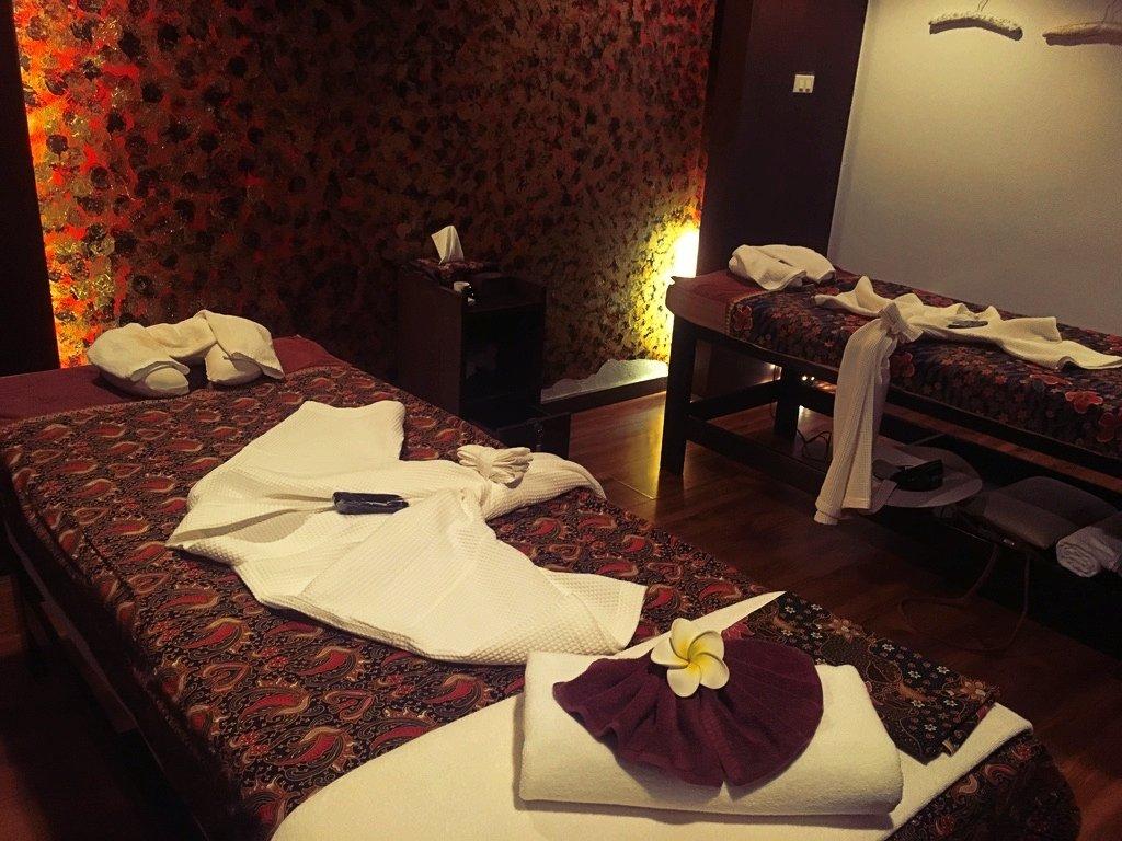 Massage in Krabi, Thailand
