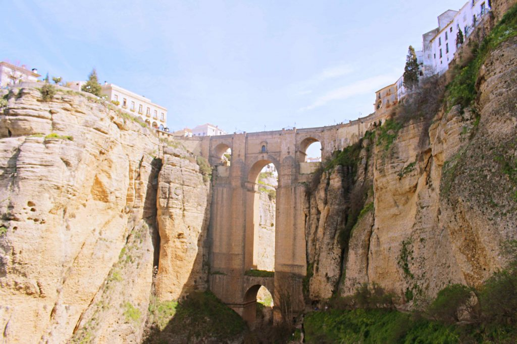 The Bridge of Ronda Andalusia Spain