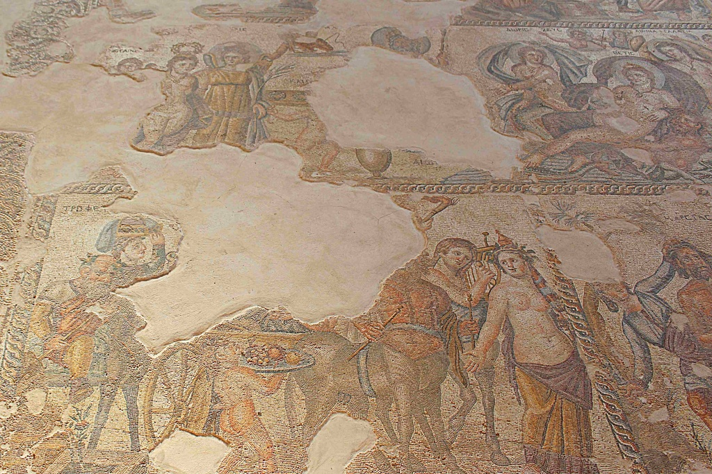 Roman Mosaics in Cyprus