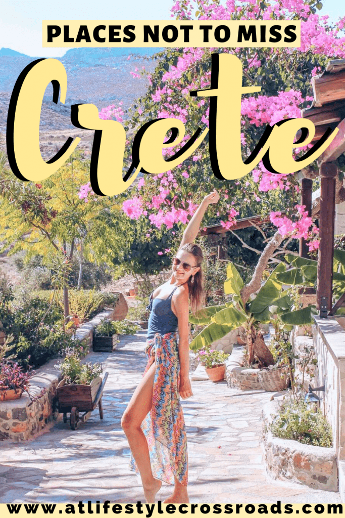 a perfect Greek Islands vacation on Crete