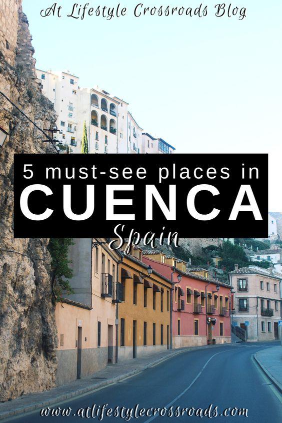 Pin Top things to do in Cuenca, Spain