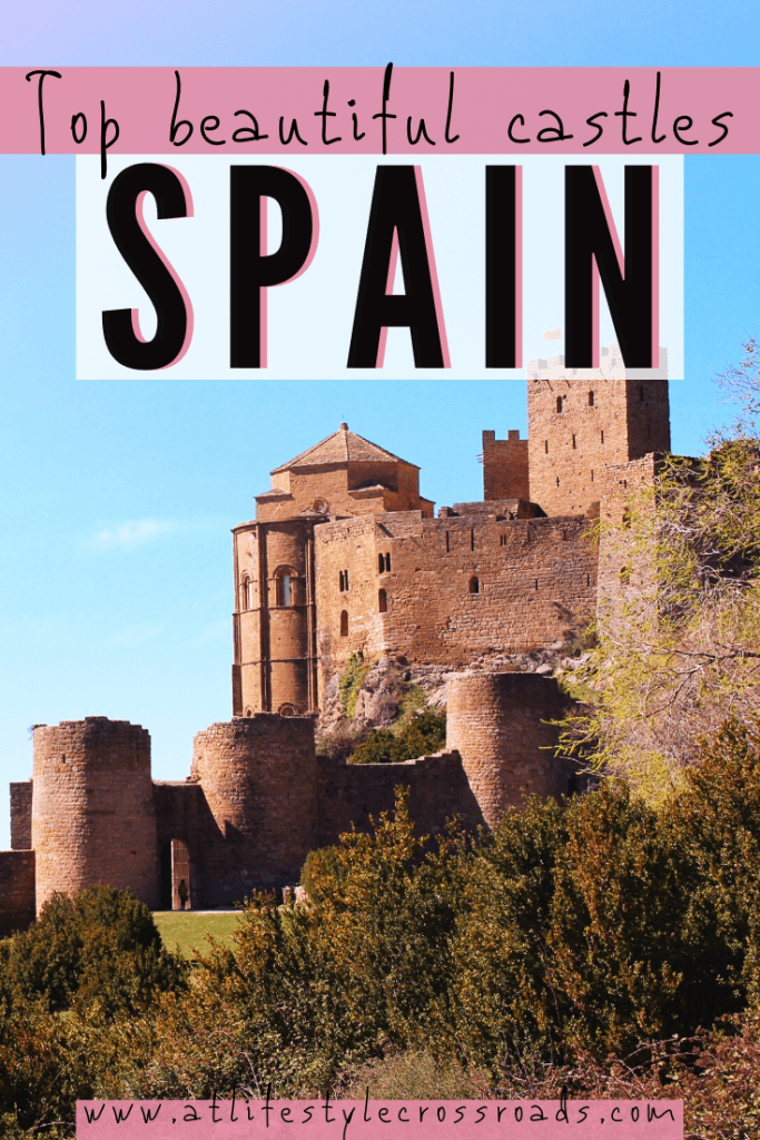10 dreamy Spanish castles you will definitely want to visit