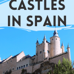 10 dreamy Spanish castles you will definitely want to visit - Pinterest