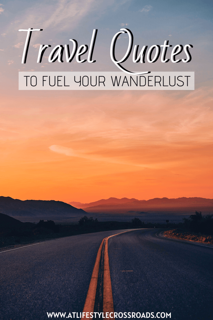 Inspirational Travel Quotes - Pinterest