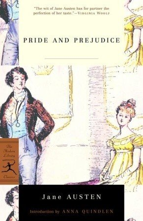 """Pride and Prejudice"" by Jane Austen -United Kingdom"