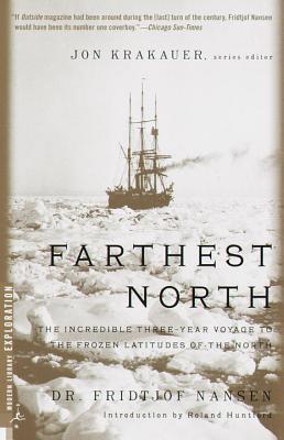 """""""Farthest North"""" by Fridtjof Nansen"""