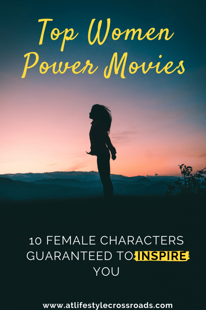 Top Women Power Movies to inspire you - Pinterest