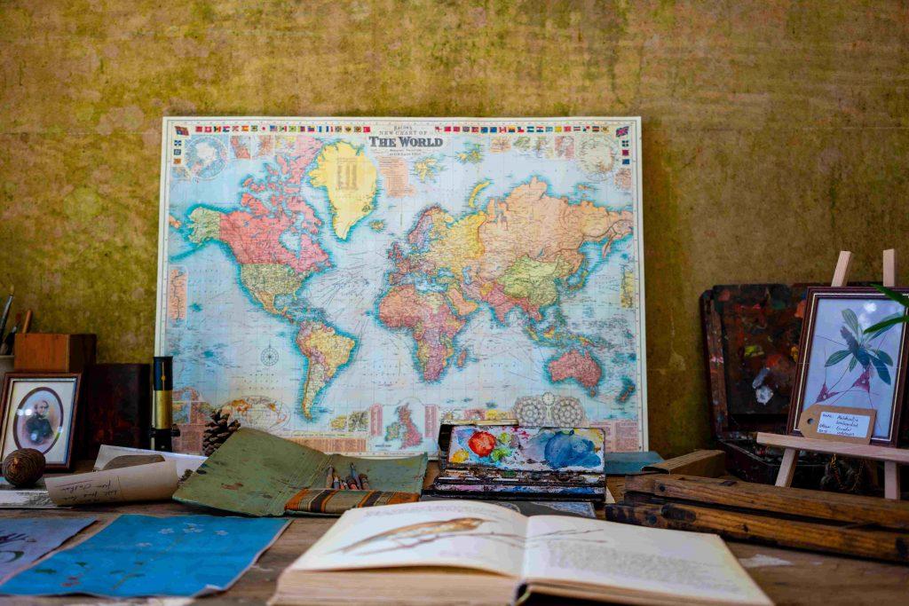 The Ultimate Traveler´s Reading List: 40+ Wanderlust Books