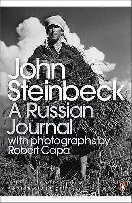 """""""A Russian Journal"""" by  John Steinbeck"""