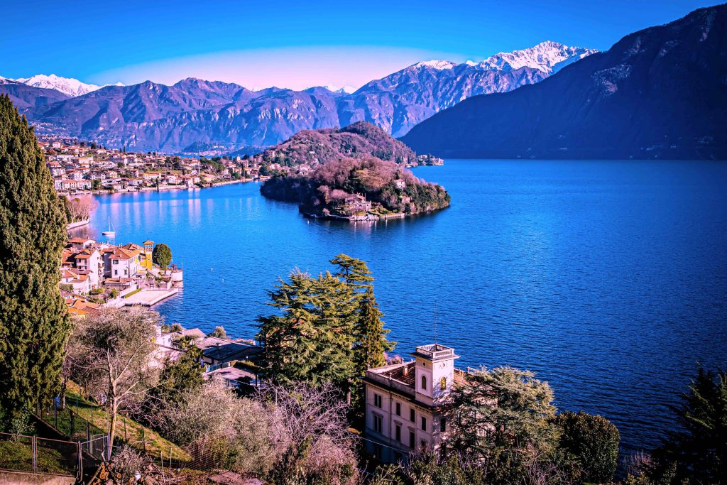 Italian Lake Holidays: Lake Como,
