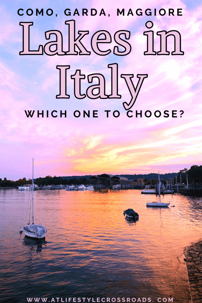Italian Lake Holidays: Lake Como, Lake Garda or Lake Maggiore?