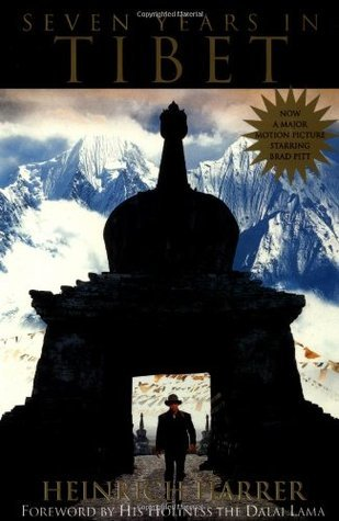 """""""Seven Years in Tibet"""" by Heinrich Harrer"""