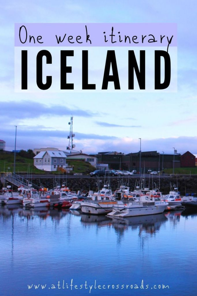 Iceland: Ring Road Drive in 5 days - Pinterest