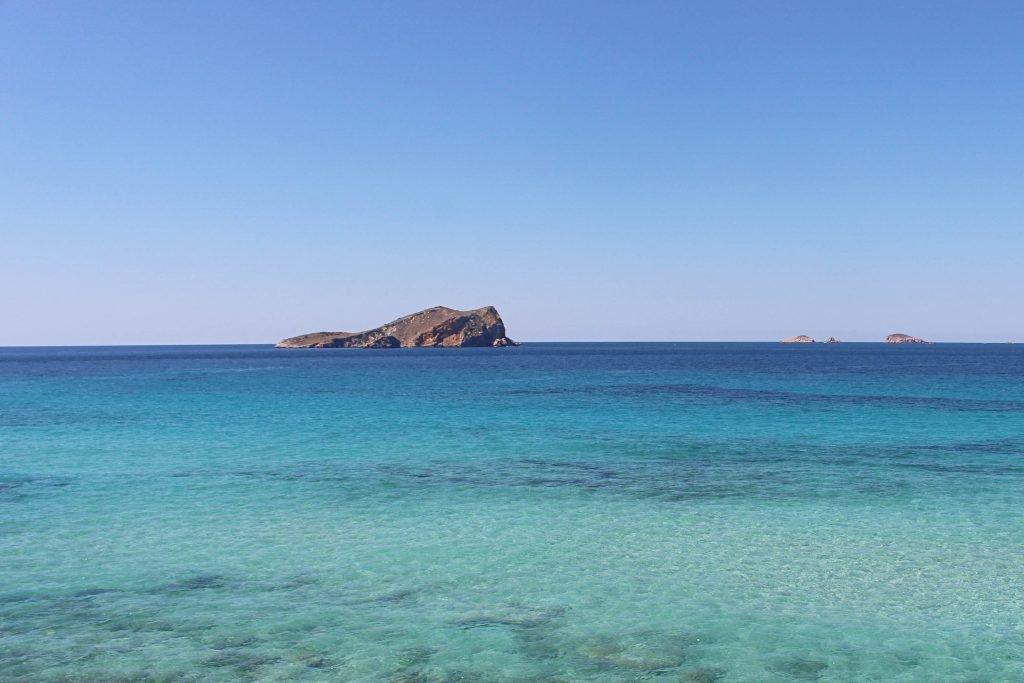 Caribbean Blues in Formentera
