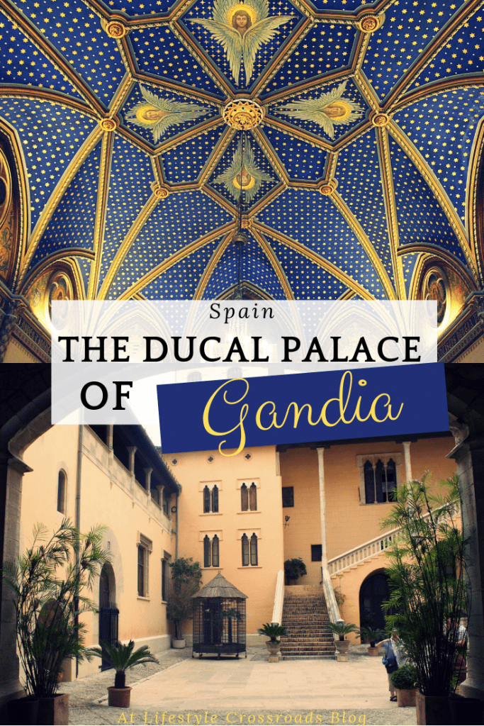 Art Lovers: The Ducal Palace of Gandia in Spain - Pinterest