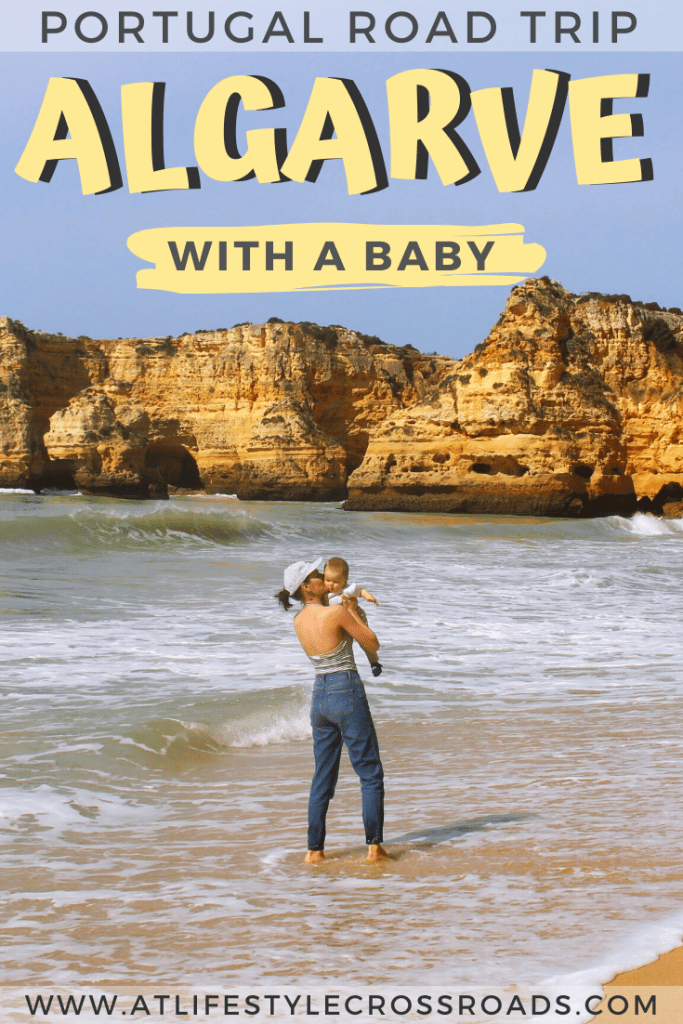 Visiting Algarve in Portugal with a baby