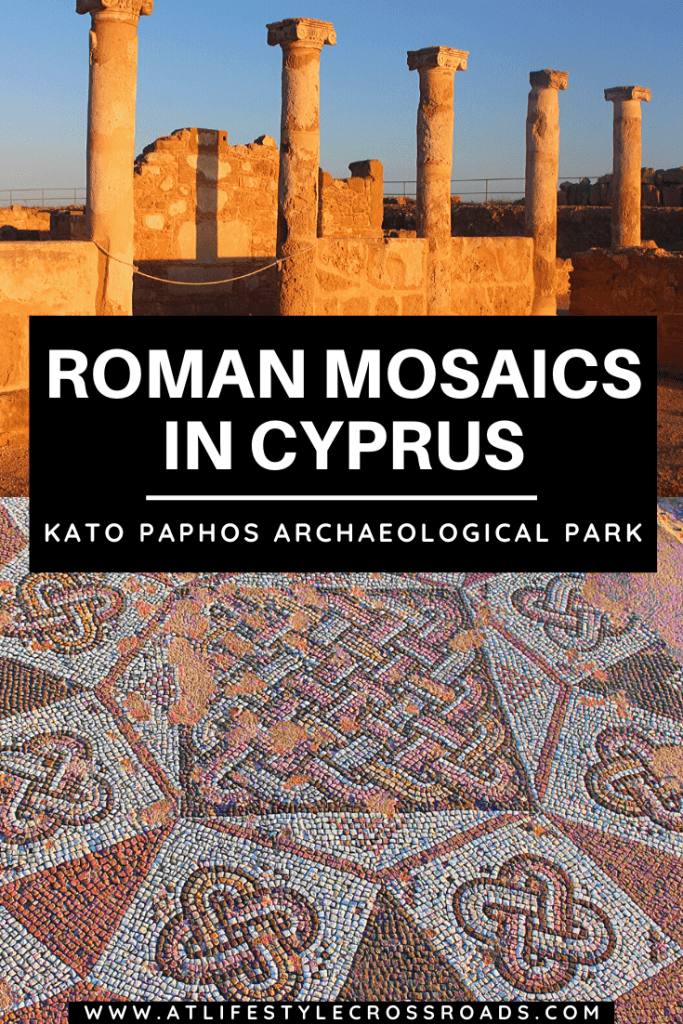 The Impressive Roman Mosaics in Cyprus - pinterest