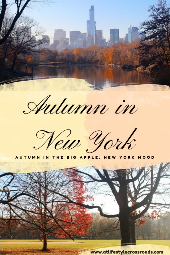 Autumn in New York Photo Journal - Pinterest