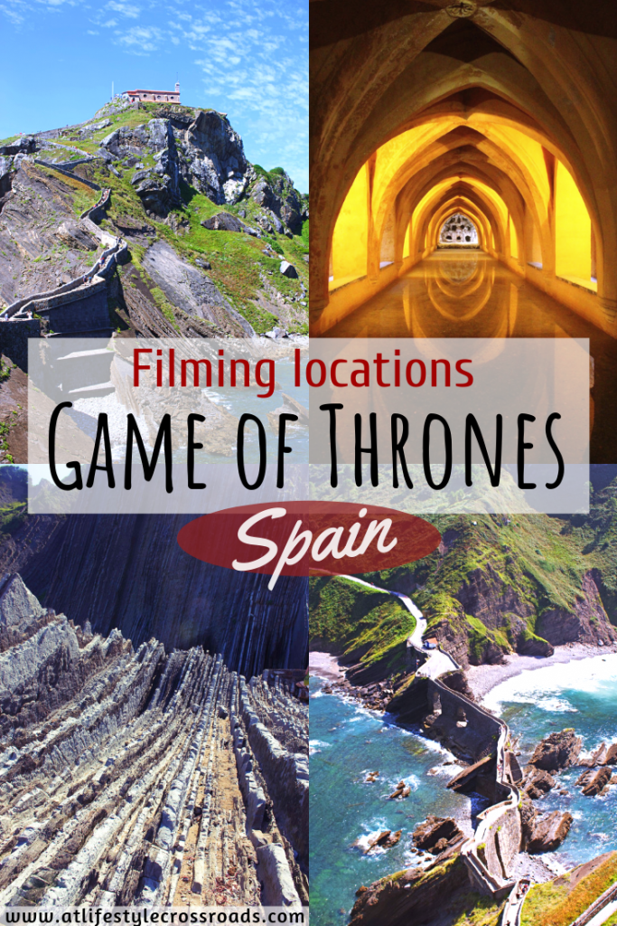 The Impressive Game of Thrones Locations in Spain - Pinterest