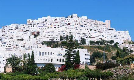 The prettiest of the prettiest: Mojacar, Almeria