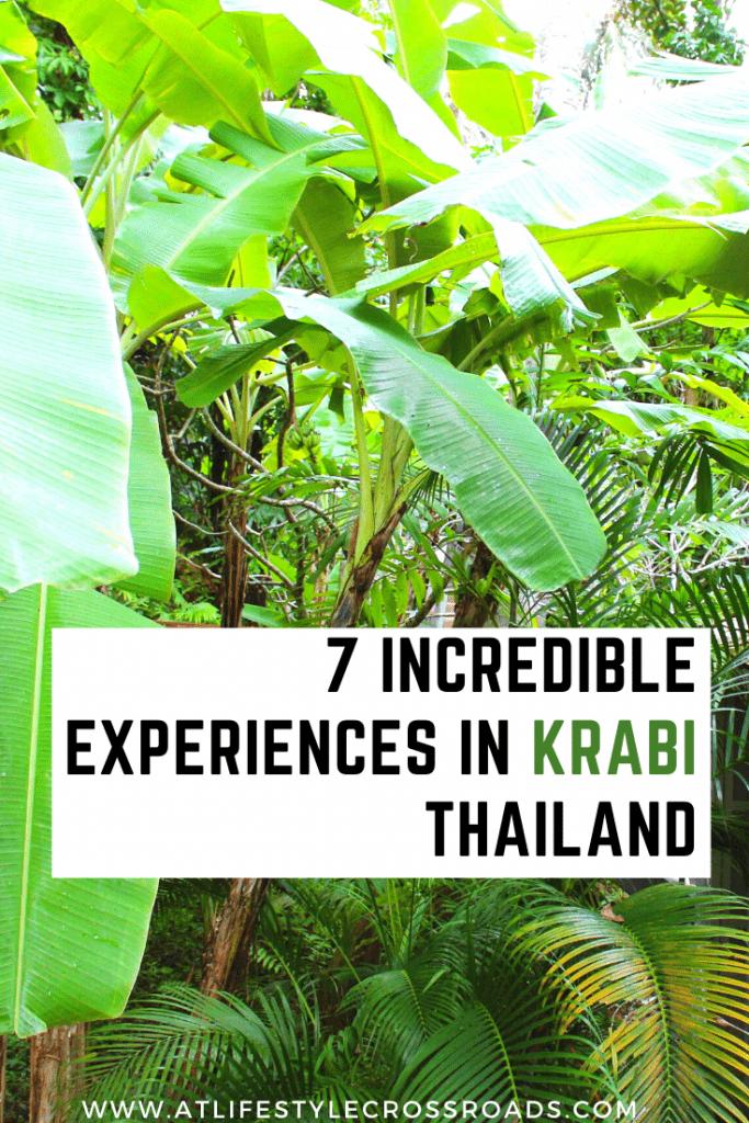 Krabi, Thailand for Pinterest
