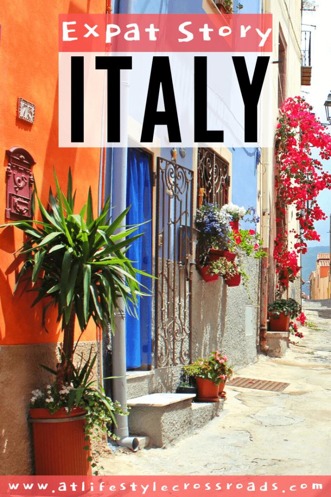 Expat Story: Italy Through American Eyes - Pinterest