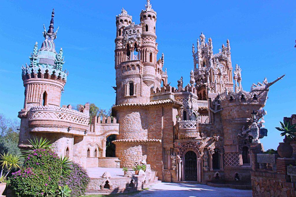 castillo monumento colomares