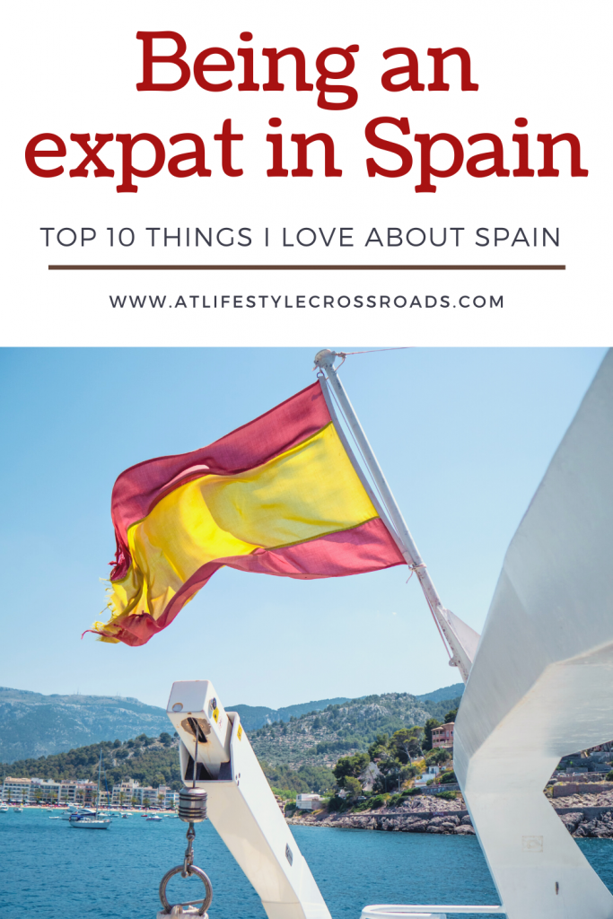 pinterest - being an expat in spain