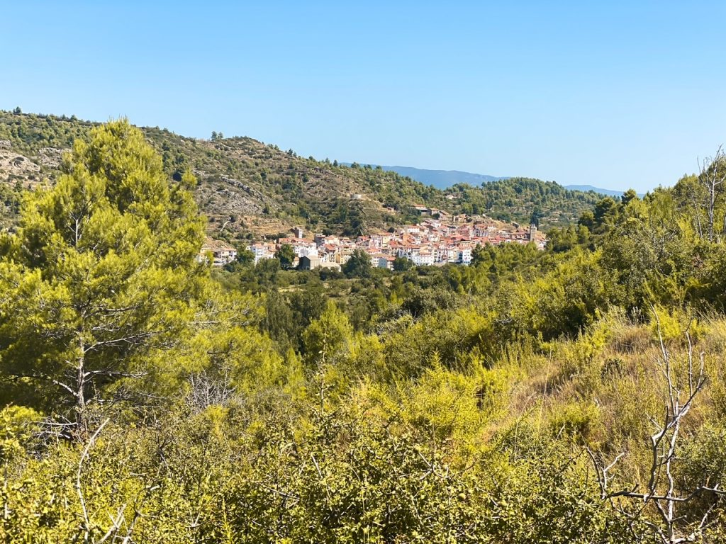 Hiking in Castellon - Teres